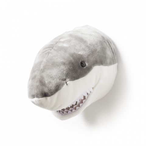 Shark Jack wall decoration :: Wild & Soft at Baby Bottega