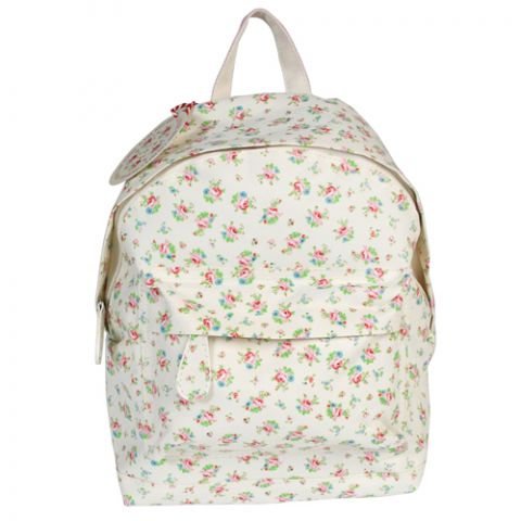 Le Petit Rose Mini Backpack :: Baby Bottega