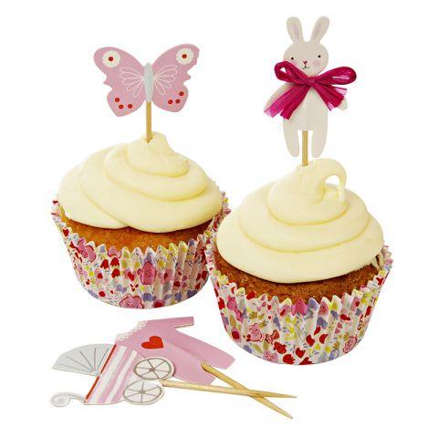 Set per Cupcakes Baby Girl Shop