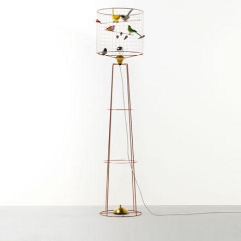 Volière Floor Lamp