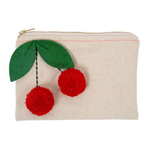 Cherry Pouch from Meri Meri