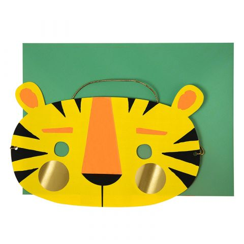 Tiger Mask Card