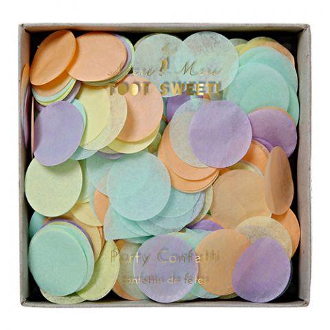 Pastel Party Confetti