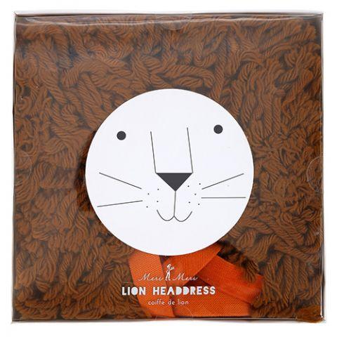 Wearable Lion Mane :: Meri Meri