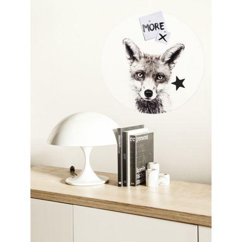 Fox Magnet Sticker