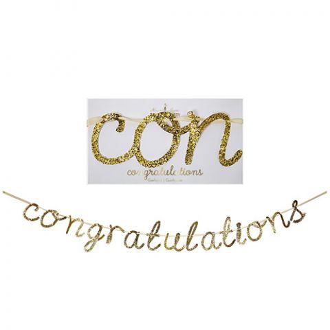 Ghirlanda Congratulations