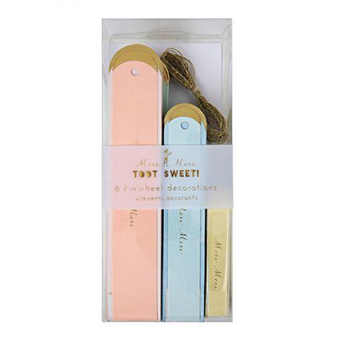 Girandole Toot Sweet Pastel