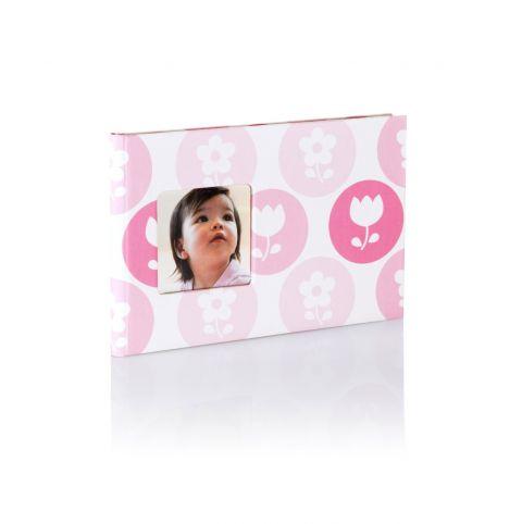 Nursery Collection Pink Brag Book