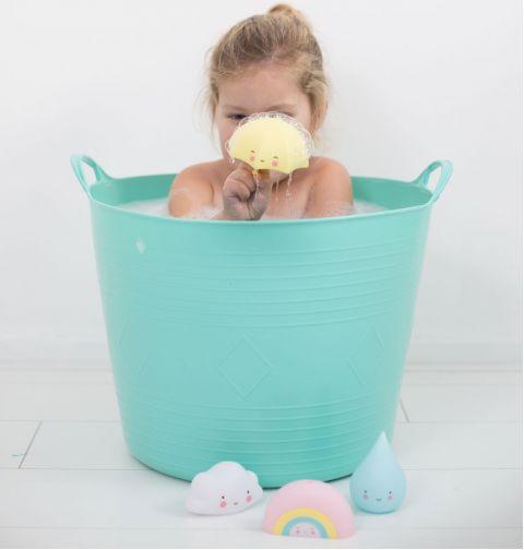 Rainbow Bath Toy