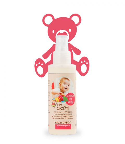 Toy Cleanser Spray