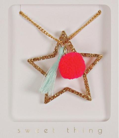 Star Necklace from Meri Meri :: Baby Bottega
