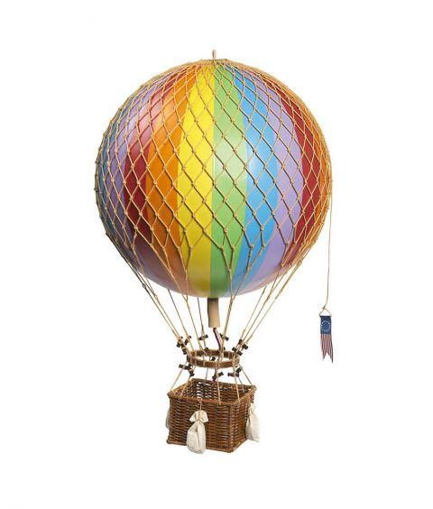 Medium Rainbow Balloon