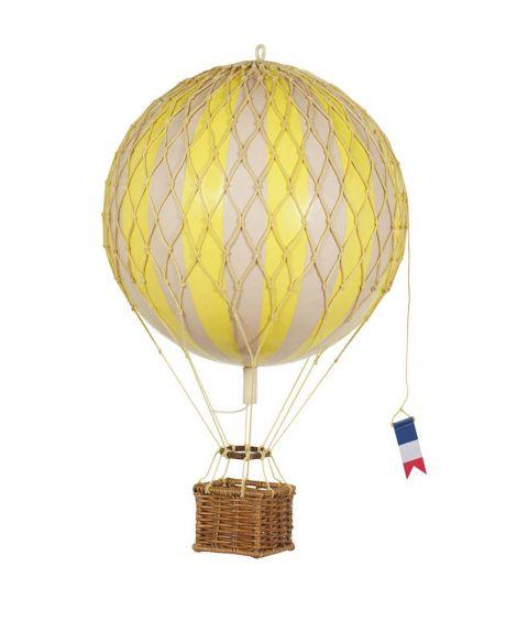 Medium Yellow Balloon