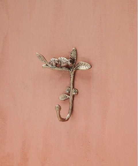 Lovey Dovey Wall Hook available at Baby Bottega