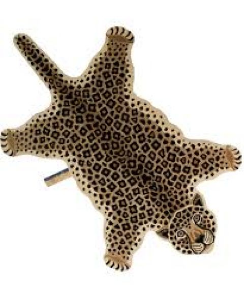 Loony Leopard Rug from Doing Good :: Only at Baby Bottega