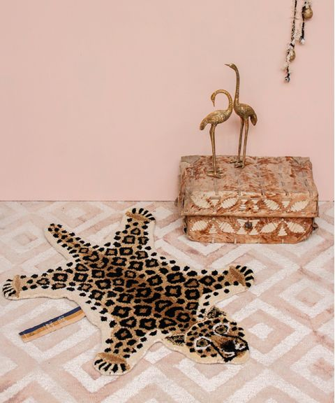 Loony Leopard Rug available at Baby Bottega