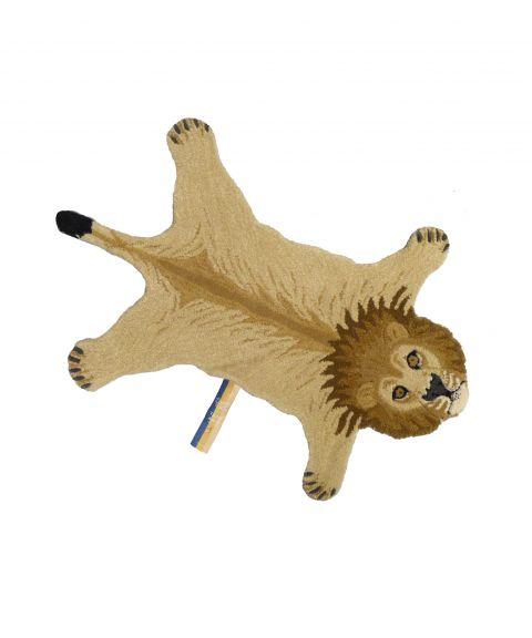 Moody Lion Rug available at Baby Bottega