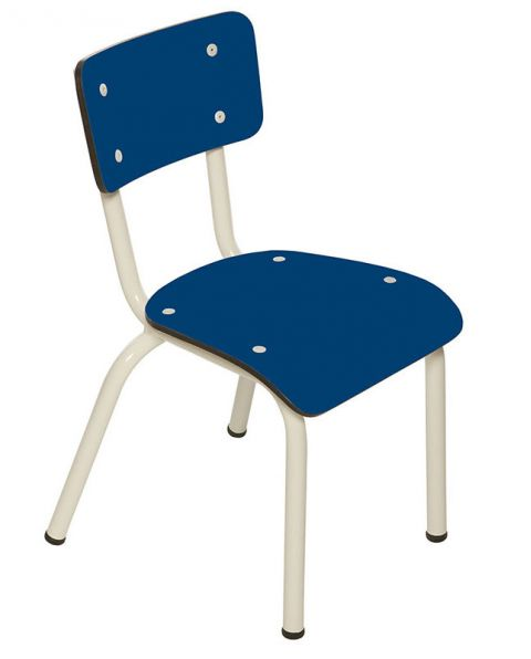 Blue Cobalt Child Chair