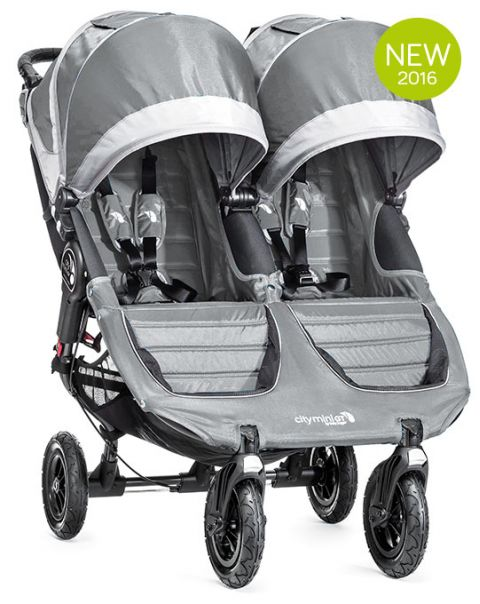 Passeggino Baby Jogger City Mini GT Double