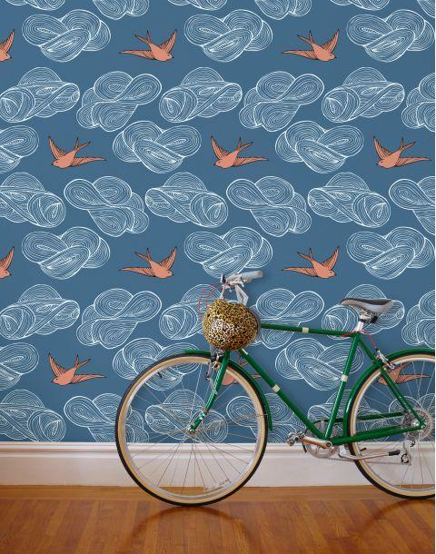 Daydream Blue Wallpaper
