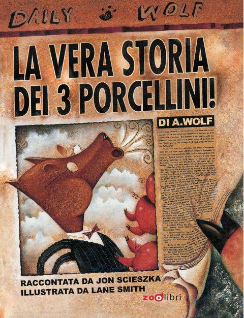 La Vera Storia dei 3 Porcellini