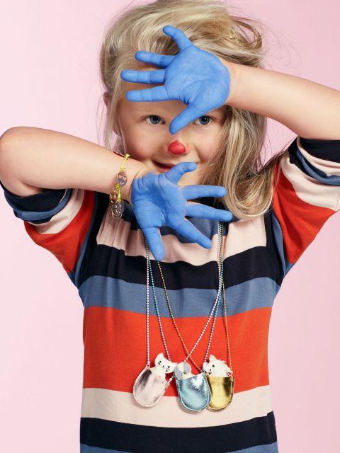 Unicorn Necklace from Meri Meri :: Baby Bottega