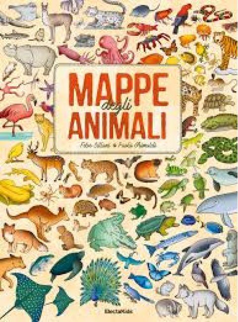 Mappe degli Animali, a book from ELeCta :: Design Bottega