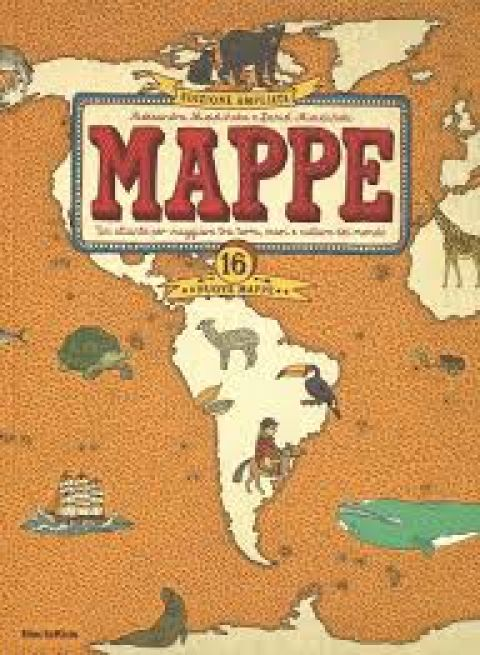 Mappe, a book in a new & improved version from ELeCta :: Design Bottega