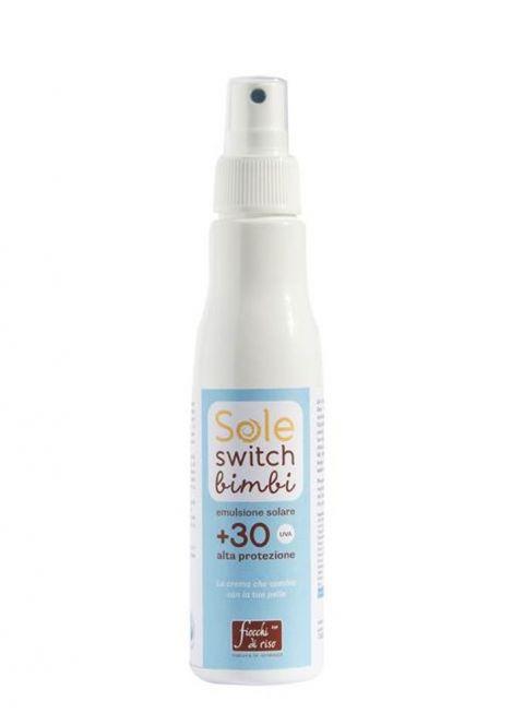 Switch Children 30 UVA Sunscreen