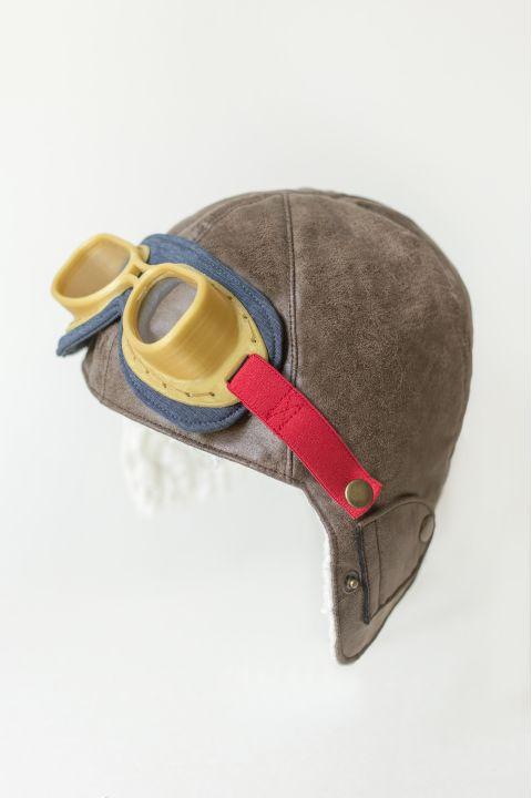 cappello goggles kid's garret Amelia Earhart