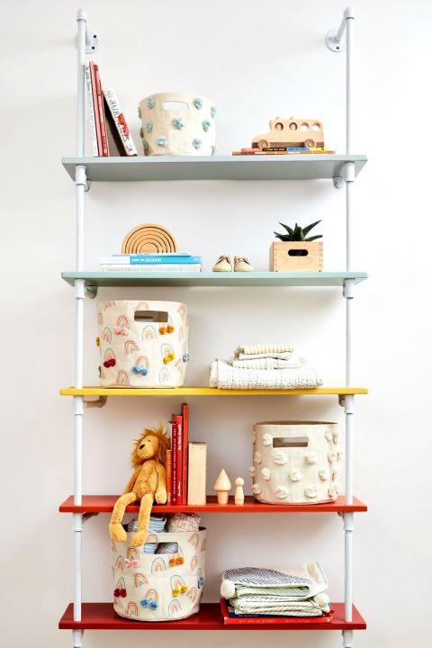 Happy Days Storage Pints from Pehr :: Baby Bottega