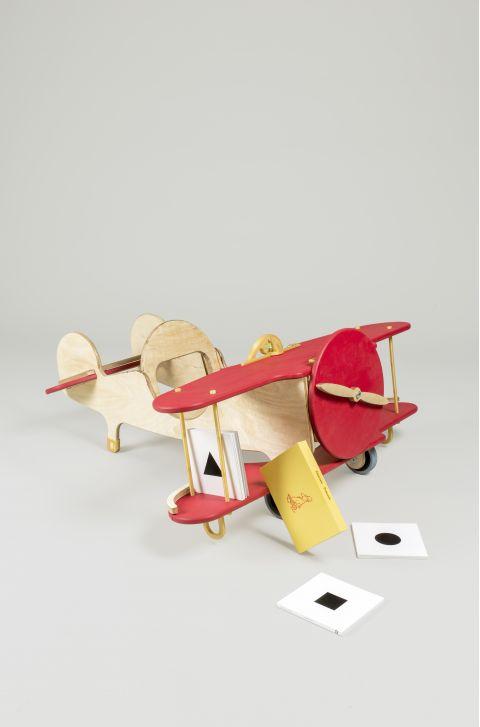 scrivania sirius aereo kid's garret Amelia Earhart 2