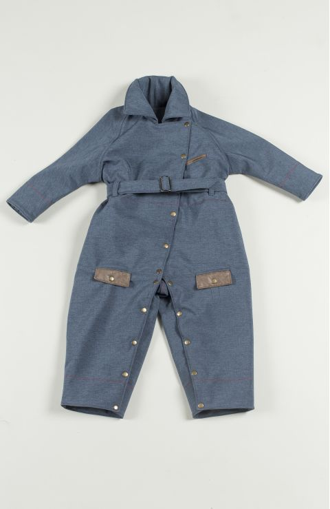 tuta da volo flight suit kid's garret Amelia Earhart