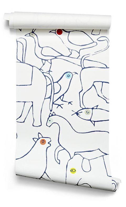 Carta da Parati Animali